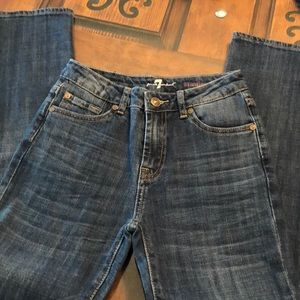 Other - Kids size 12 Seven7 for all Mankind Jeans